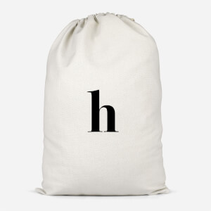 H Cotton Storage Bag