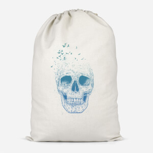 Lost Mind Cotton Storage Bag