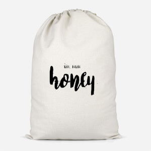 Uh Huh Honey Cotton Storage Bag