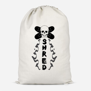 Shred Skateboards Cotton Storage Bag