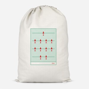 England Fooseball Cotton Storage Bag