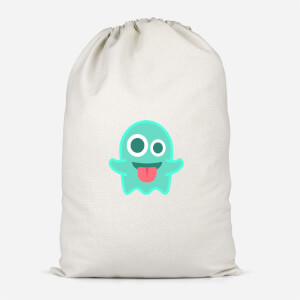 Ghost Face Cotton Storage Bag