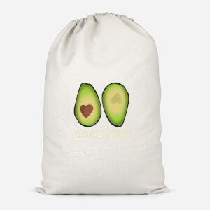 Hagamos Guacamole Cotton Storage Bag