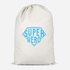 Super Hero Cotton Storage Bag
