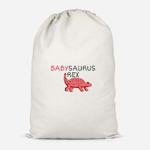 Babysaurus Cotton Storage Bag