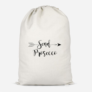 Send Prosecco Cotton Storage Bag