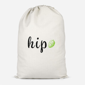Hip Hop Cotton Storage Bag
