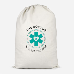 THE DOCTOR Cotton Storage Bag