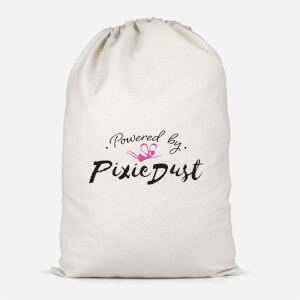Powered By Pixie Dust Cotton Storage Bag