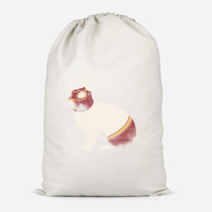 Lapin Catcheur Cotton Storage Bag