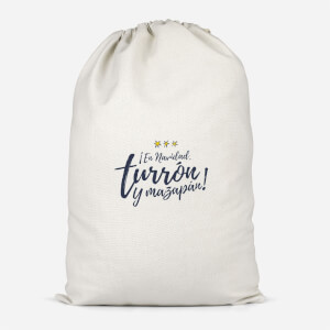 Turron Cotton Storage Bag