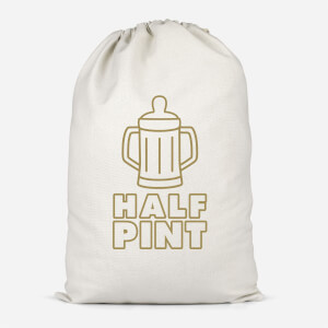 Half Pint Cotton Storage Bag
