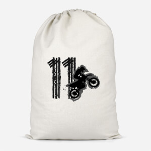 11 Motocross Cotton Storage Bag