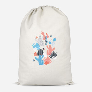 Cactus Cotton Storage Bag