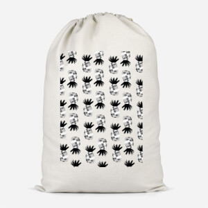 Pineapple Cotton Storage Bag