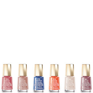 Mavala Solaris Mini Colour Nail Varnish 5ml (Various Shades)