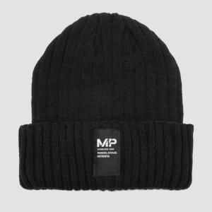 MP Beanie Hat - Black