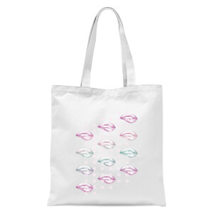 Craving Tote Bag - White