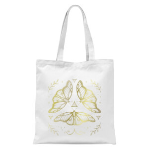 Fairy Dance Tote Bag - White