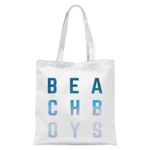 Beach Boys Tote Bag - White