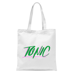 Tonic Tote Bag - White