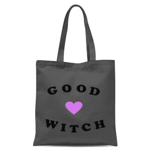 Good Witch Tote Bag - Grey