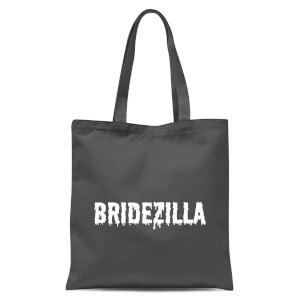 Bridezilla Tote Bag - Grey