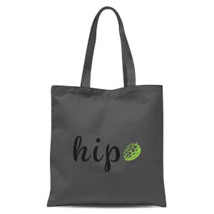 Hip Hop Tote Bag - Grey