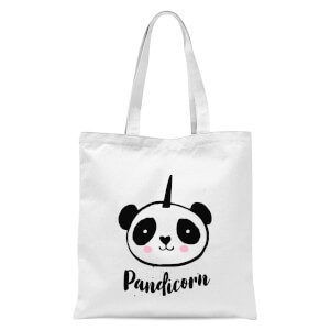 Pandicorn Tote Bag - White