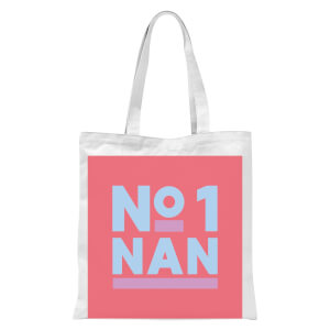International Women's Day No.1 Nan Tote Bag - White