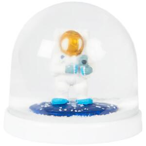 Astronaut Snow Globe
