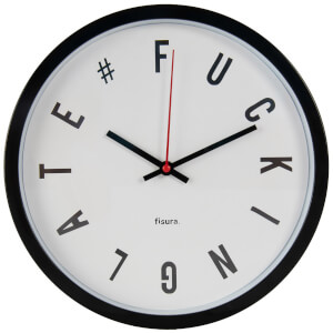 F*cking Late Clock from I Want One Of Those