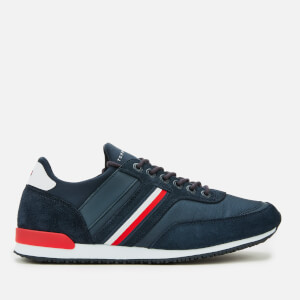 Tommy Hilfiger Men's Iconic Sock Runner Trainers - Midnight