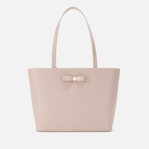 Ted Baker Women's Jjesica Bow Detail Shopper Bag - Pale Pink