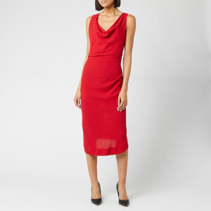 Vivienne Westwood Anglomania Women's Virginia Dress - Red