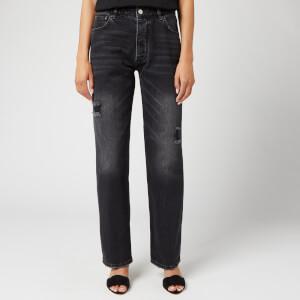 Victoria, Victoria Beckham Women's Arizona Jeans - Vintage Black