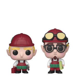 Pop! Holiday - Randy und Rob 2-Pack Pop! Vinyl Figuren