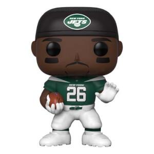 Figurine Pop! Le'Veon Bell (Maillot Domicile) - NFL Jets