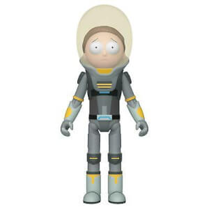 Rick & Morty Space Suit Morty Action Figure