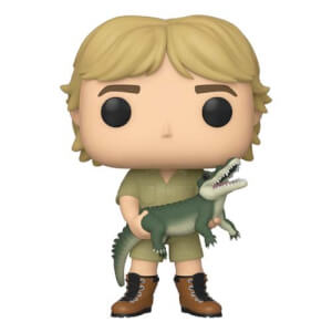 The Crocodile Hunter Steve Irwin Pop! Vinyl Figure
