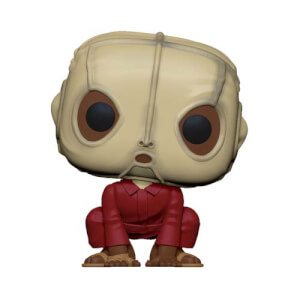Us Pluto with Mask Pop! Vinyl Figure