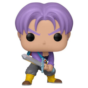 Dragon Ball Z - Trunks Pop! Vinyl Figur