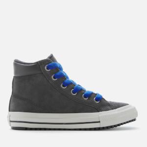 Converse Kids' Chuck Taylor All Star On Mars Pc Boots - Almost Black/Blue/Birch Bark