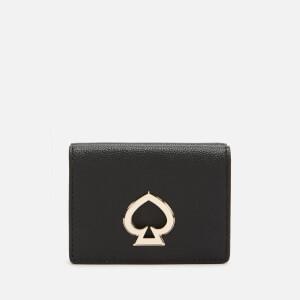 Kate Spade New York Women's Suzy Mini Trifold Wallet - Black