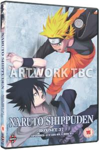 Naruto Shippuden Box 37 (Episodes 473-486)