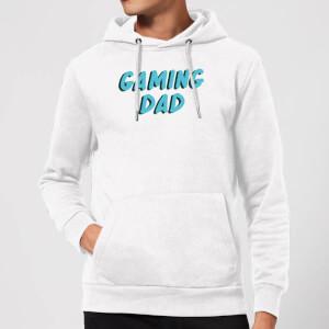Gaming Dad Hoodie - White