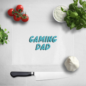 Gaming Dad Chopping Board