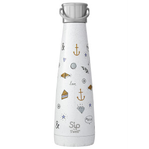 S'ip by S'well Bling Adventure Cap Water Bottle - 450ml