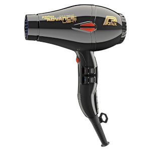 Parlux Advance Light Ionic and Ceramic Dryer 2200W - Black