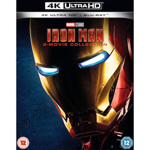 Trilogía Iron Man 4K Ultra HD